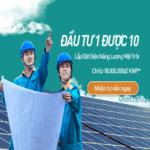 lắp đặt năng lượng mặt trời của viettel