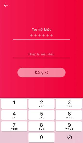 hướng dẫn tạo mật khẩu đăng nhập viettel pay
